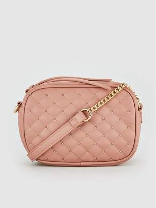Very Peggy Quilted Camera Bag - Dusty Pink