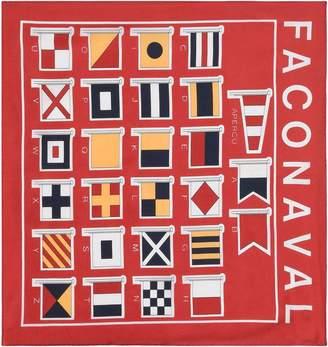 Façonnable Square scarves - Item 46549838