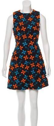 Tanya Taylor Embroidered Mini Dress w/ Tags