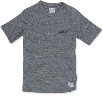 Element Men's Ledge Heathered Logo T-Shirt