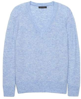 Banana Republic Aire V-Neck Sweater