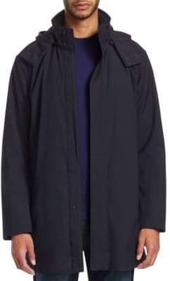 Emporio Armani Matrix Coat