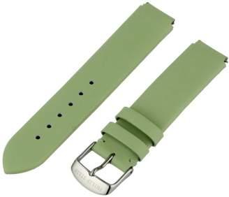Philip Stein Teslar 18mm Leather Watch Band