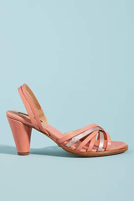Neosens Criss-Cross Heeled Sandals