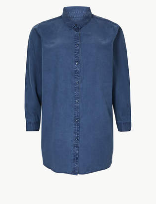 Marks and Spencer CURVE Long Sleeve Shirt