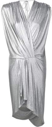 Circus Hotel ruched short dress