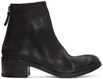 Marsèll Black Listo Boots