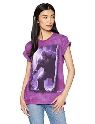 The Mountain Sasquatch Adult Woman's T-Shirt