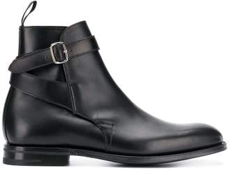 Church's side buckle ankle boots