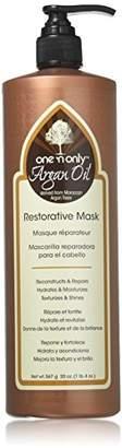 One 'N Only Argan Oil Restorative Mask