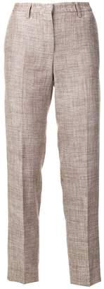Fabiana Filippi cropped pleated trousers