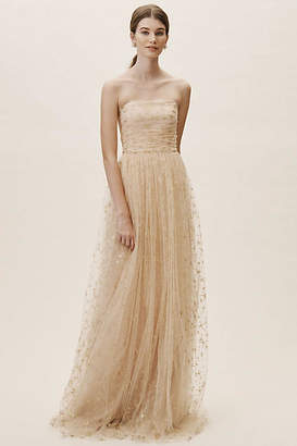 Anthropologie Brenda Wedding Guest Dress