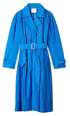 Tibi Women's Spring Trench Windcoat
