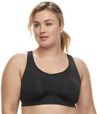 6bcc150dd4 Tek Gear Plus Size Keyhole Medium-Impact Sports Bra