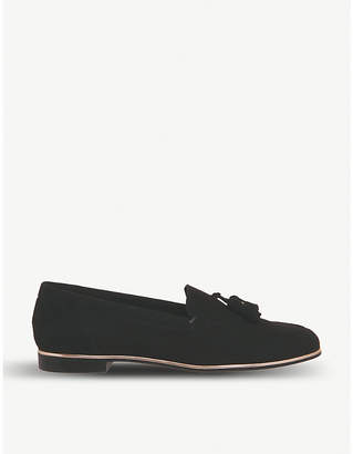 Office Retro tassel loafer