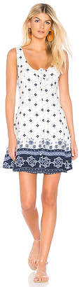 Somedays Lovin Morning Tides Mini Dress