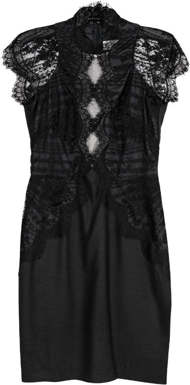 Lover Essence Fitted Dress