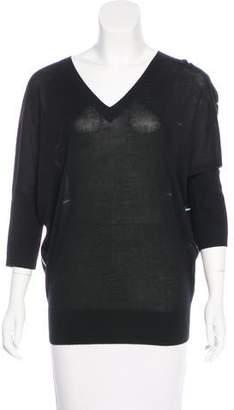Derek Lam Cashmere & Silk-Blend Sweater