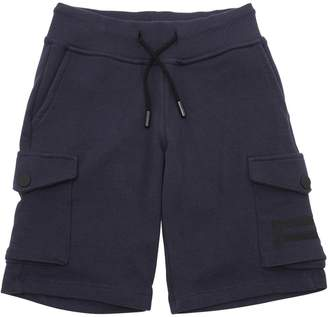 AI Riders On The Storm Cotton Sweat Shorts