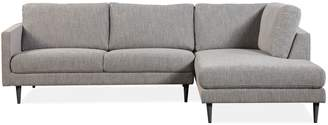 Distinctly Home Newton Sectional Sofa with Chaise