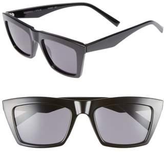KENDALL + KYLIE Kamilla 53mm Square Sunglasses