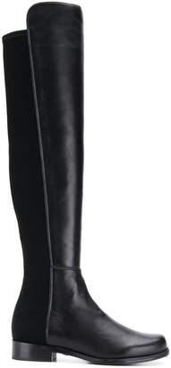 Stuart Weitzman panel over-the-knee boots