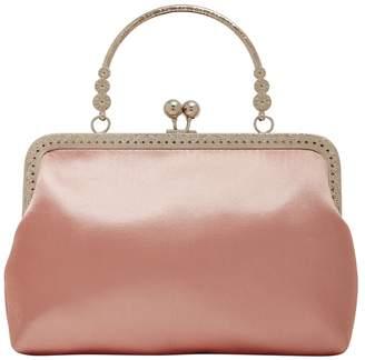 Joe Browns Pink 'Hannah' Satin Bag