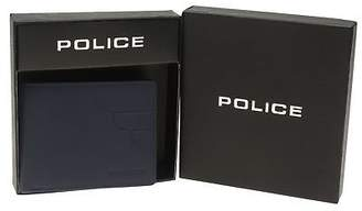 Police Unisex Bolt Compact Wallet