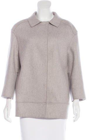 pradaPrada Short Wool Coat