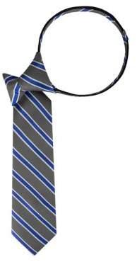 Lord & Taylor Boy's Queen Stripe Silk Tie