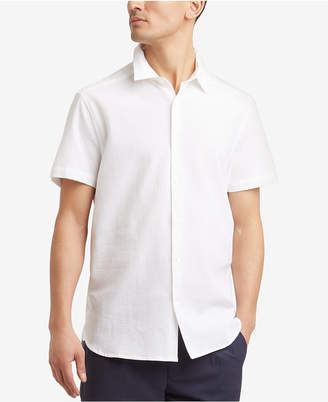 Kenneth Cole Men's Seersucker Shirt