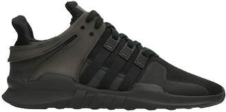adidas Eqt Supper Ade Black Mesh Sneakers