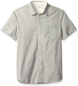AG Adriano Goldschmied Men's Pearson Short Sleeve Shirt