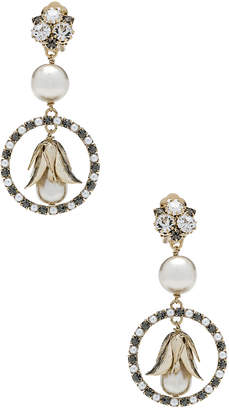 Erdem Earrings $273 thestylecure.com
