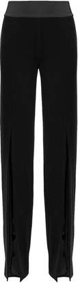 Jonathan Simkhai Black Slit Pants