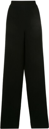 Azzi & Osta straight fit flared trousers
