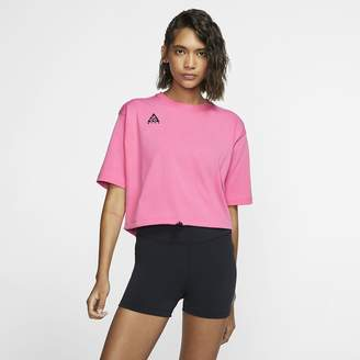 Nike Women's Short-Sleeve Top ACG