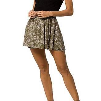 Element Junior's Flipside Woven Skirt