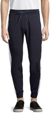 Antony Morato Side Stripe Fleece Jogger Pants