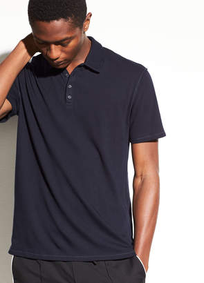 Raw Edge Polo T-shirt