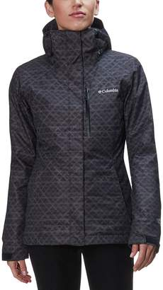 Columbia Whirlibird III Interchange Hooded Jacket - Women's
