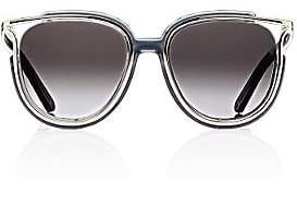 Chloé Women's Jayme Sunglasses-Dark Grey