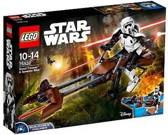 Lego Star Wars 75532 Scout Trooper & Speeder Bike