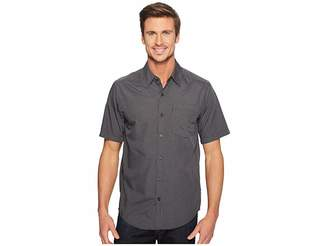 Exofficio Salida Plaid Short Sleeve Shirt Men's Short Sleeve Button Up