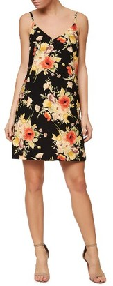 Women's Sanctuary Floral Slip Dress $99 thestylecure.com