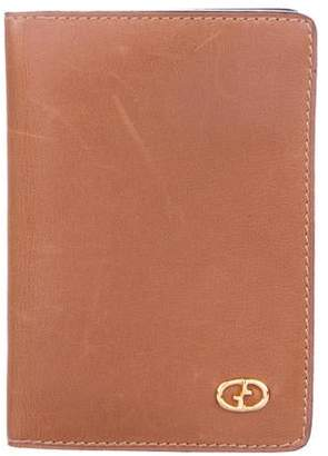 9456d1fe106 Gucci Vintage Interlocking Card Case