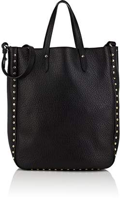 Barneys New York Women's Studded Leather Tote Bag