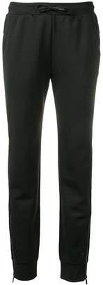 Fila elasticated waist trousers