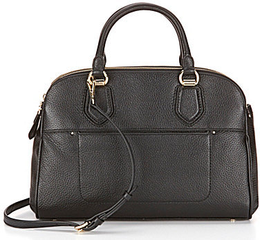 Cole Haan  Cole Haan Tali Double-Zip Satchel