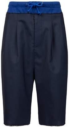 Maison Margiela Wool Cropped Trousers